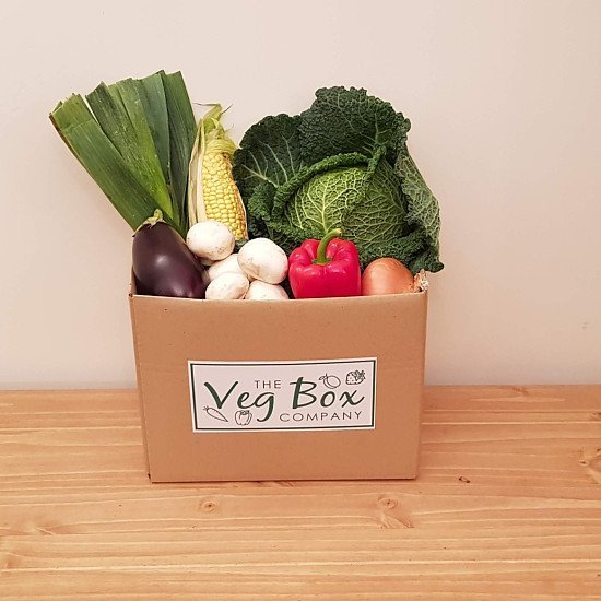 The No Roots Veg Box - £17.00