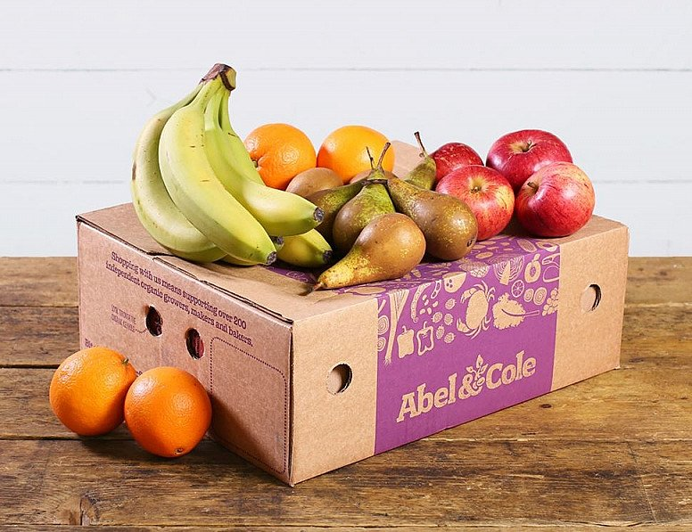Fruit Bowl Favourites Box, Organic - £12.50!
