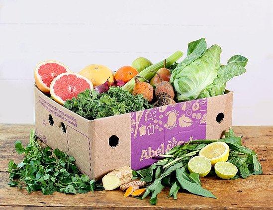 Cook's Ingredient Box, Organic - £19.00!