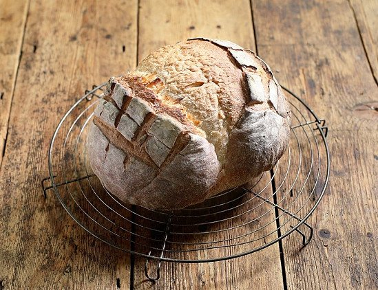 TOP PICK - Long Fermentation Bread, Organic, Famous Hedgehog Bakery (800g)