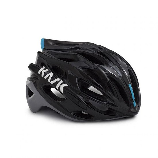 SAVE- KASK MOJITO X ROAD CYCLING HELMET BLACK/BLUE