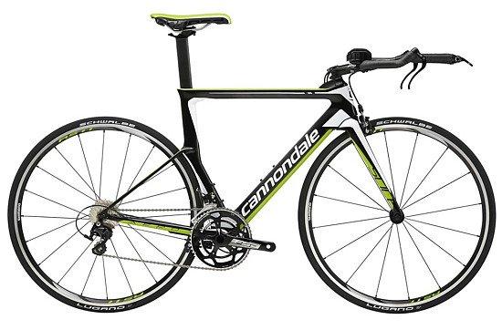 SAVE - CLEARANCE Cannondale Slice 105 2016 Triathlon Bike