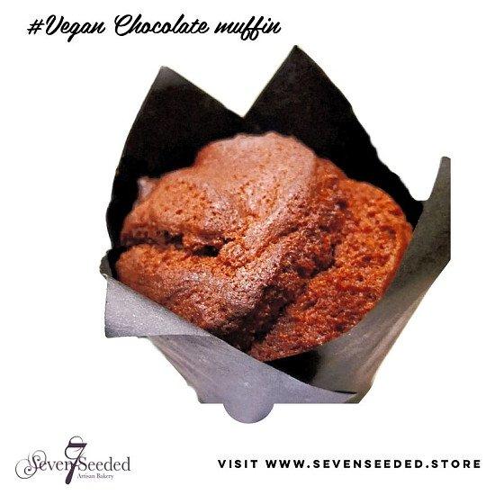 Vegan Selection of Muffins