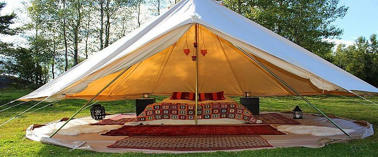 Brand New 5m Bell Tent - £499