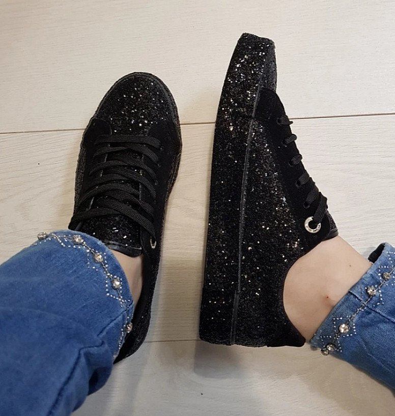 Sparkle Trainers