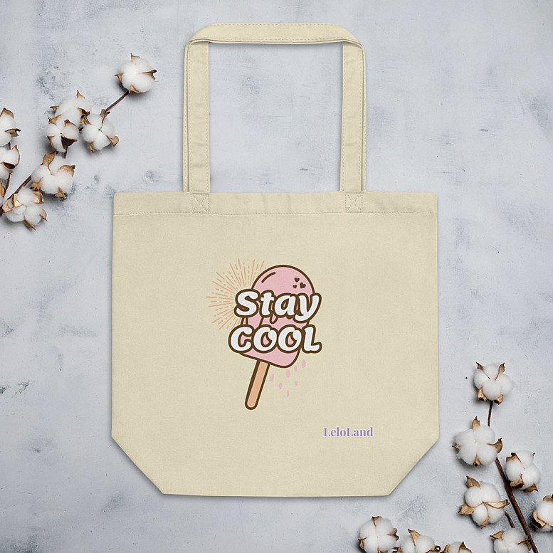 Limited Time £5 OFF - Stay Cool Tote Bag