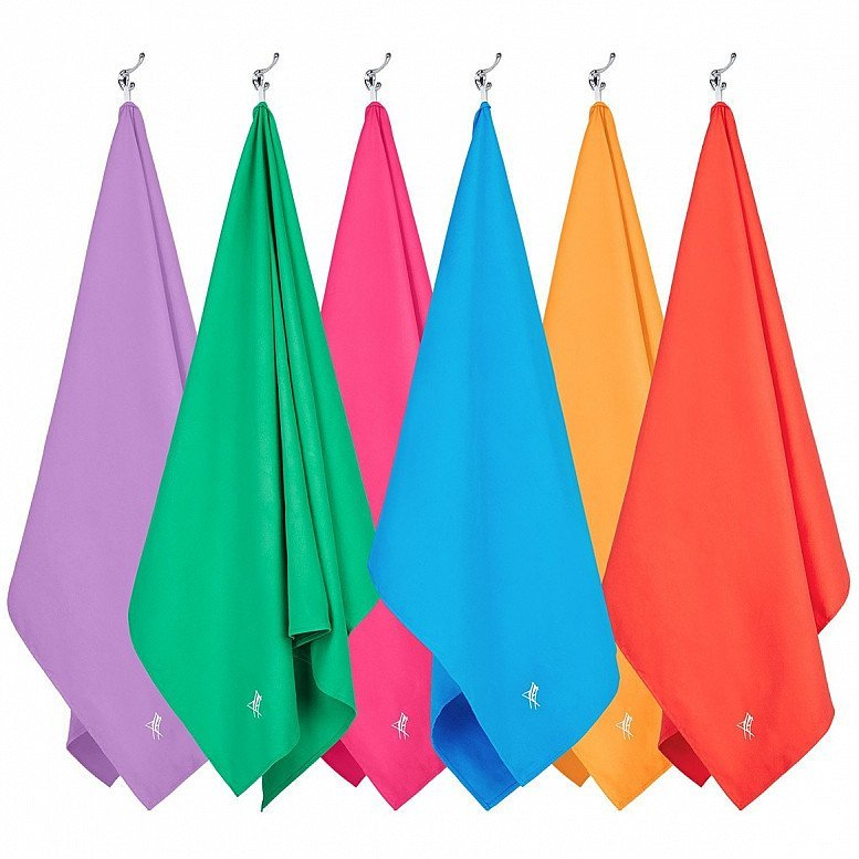 In celebration of Plastic Free July - QUICK DRY TOWEL - CLASSIC COLLECTION: £21.00!