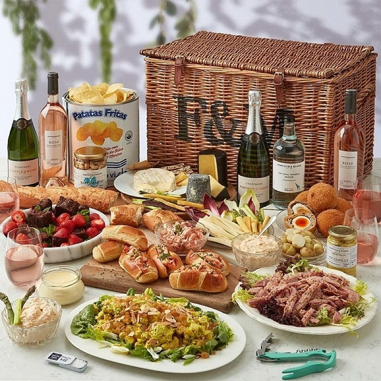 In celebration of National Picnic Month, shop Summertime Reunions!
