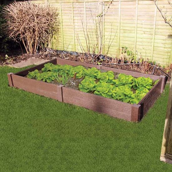 In celebration of Plastic Free July - Heavy Duty Raised Beds from £96.00!