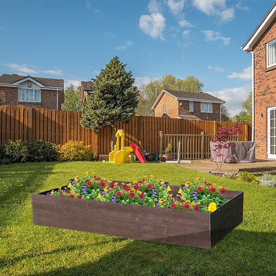 In celebration of Plastic Free July - EverYear Raised Beds from £42.00!
