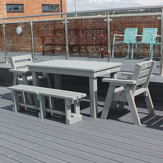 In celebration of Plastic Free July - Quartermaster's Table Set from £1,434.00!