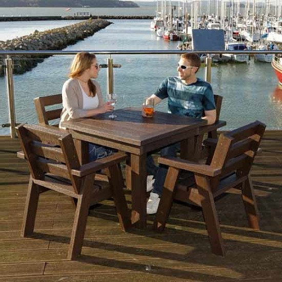 In celebration of Plastic Free July - Table and Captains Chairs Set from just £312.00!
