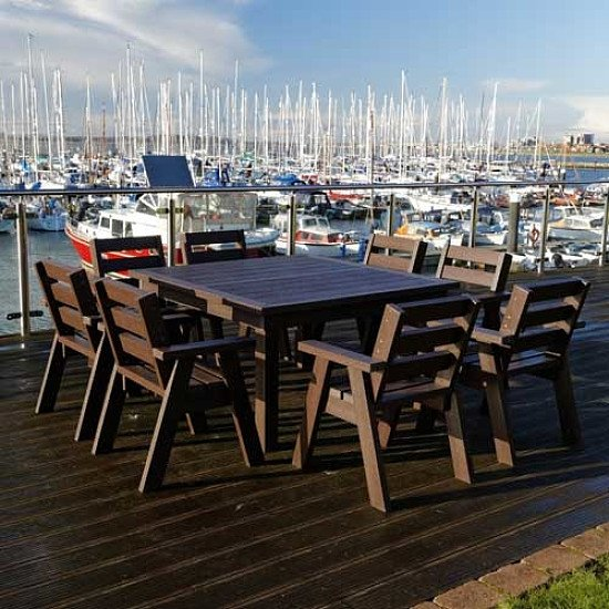 In celebration of Plastic Free July - Crew's Table Set from just £630.00!