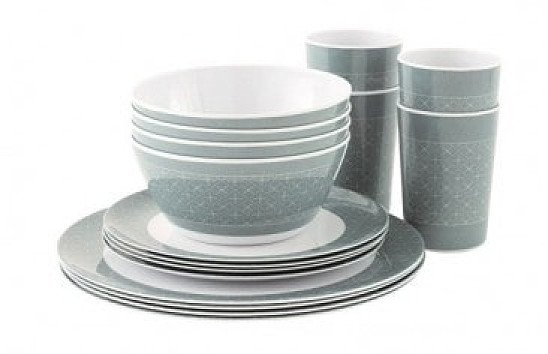 Perfect for National Picnic Month - Blossom 4 Person Picnic Set, £29.97!