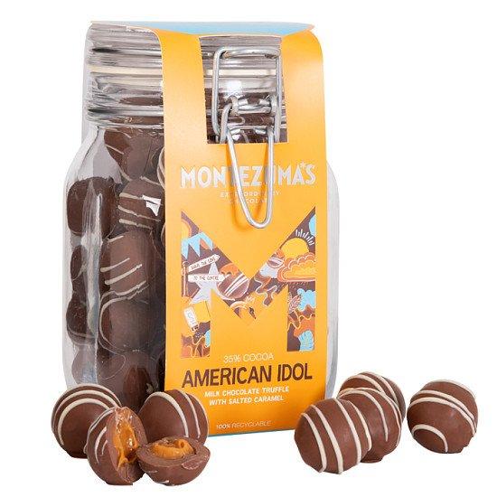 National Chocolate Day - AMERICAN IDOL TRUFFLE JAR