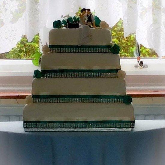Wedding cake promotion