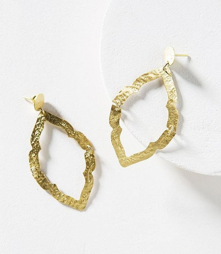 NIHIRA ASHRAM EARRINGS - £20.00