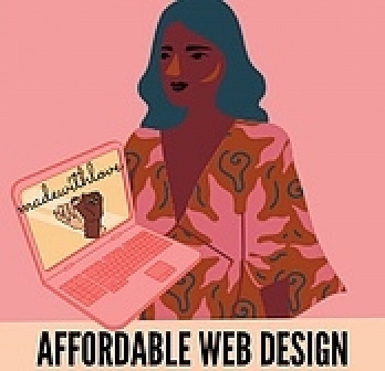 Website Design for £100!