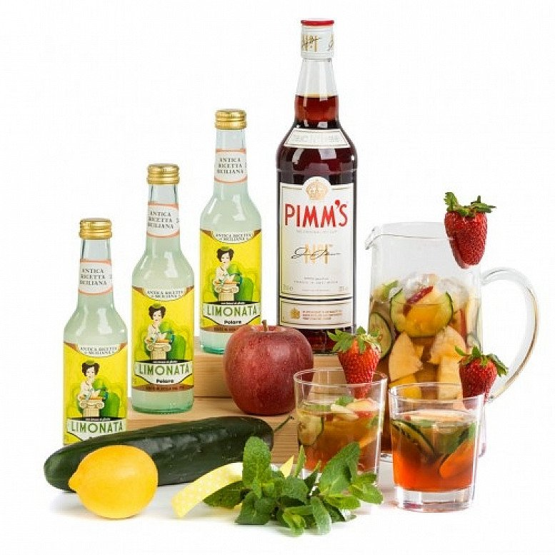 Perfect for National Picnic Month - The Complete Pimms Kit: £45.90!