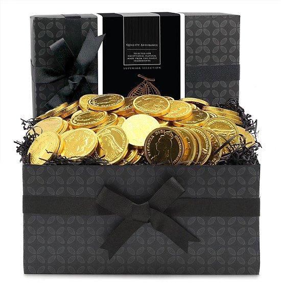 National Chocolate Day - Treasure Mini Gift Hamper - £26.73
