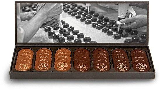 National Chocolate Day - Nuancier, Grand Teneurs, Chocolate Tasting Box