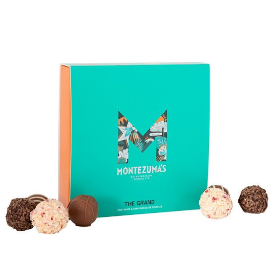 National Chocolate Day - GRAND COLLECTION - BEST SELLING CHOCOLATE TRUFFLE BOX