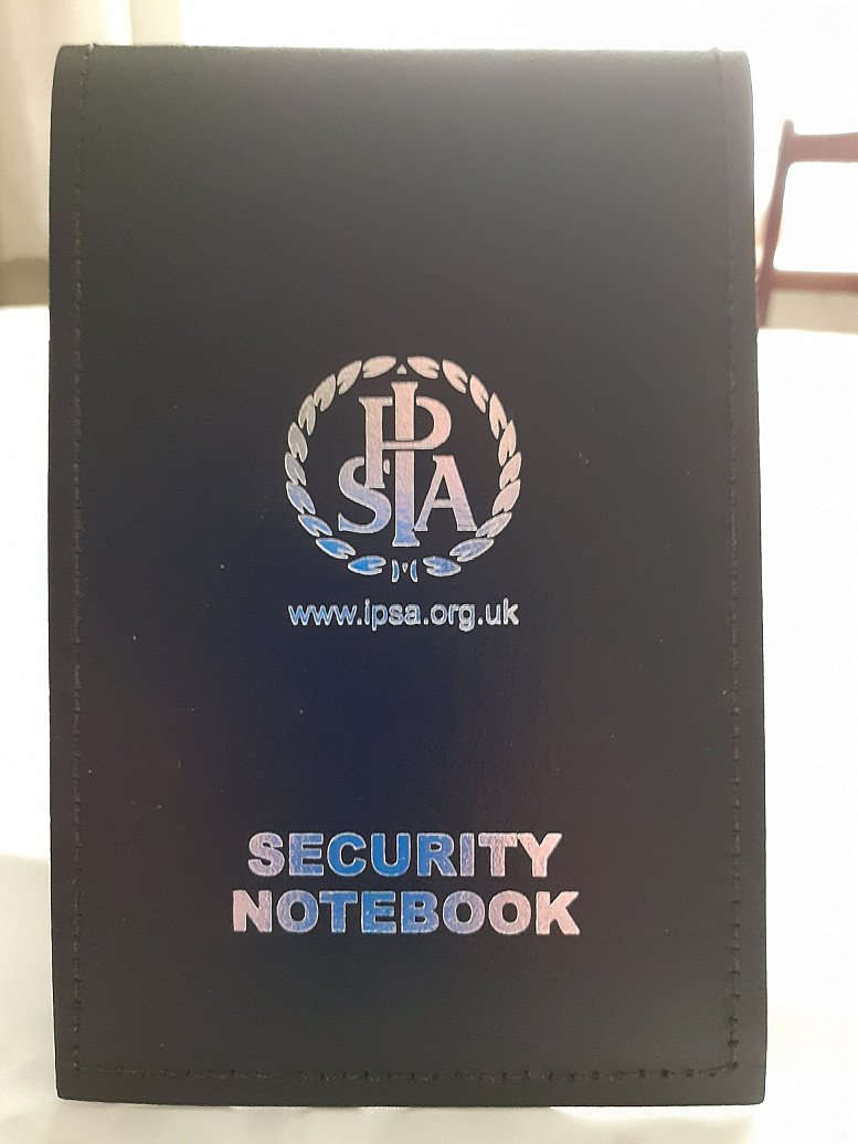 IPSA Notebook Covers
