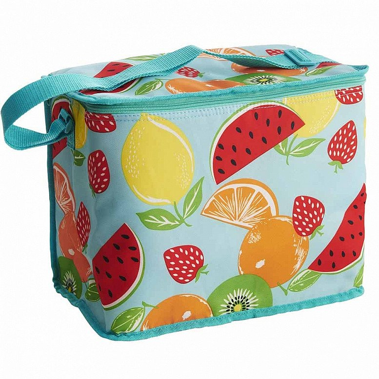 Perfect for National Picnic Month - Wilko Fruits Family Cool Bag: £8.00!