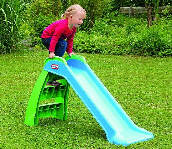 Little Tikes My First Slide - Blue / Green: £34.99!