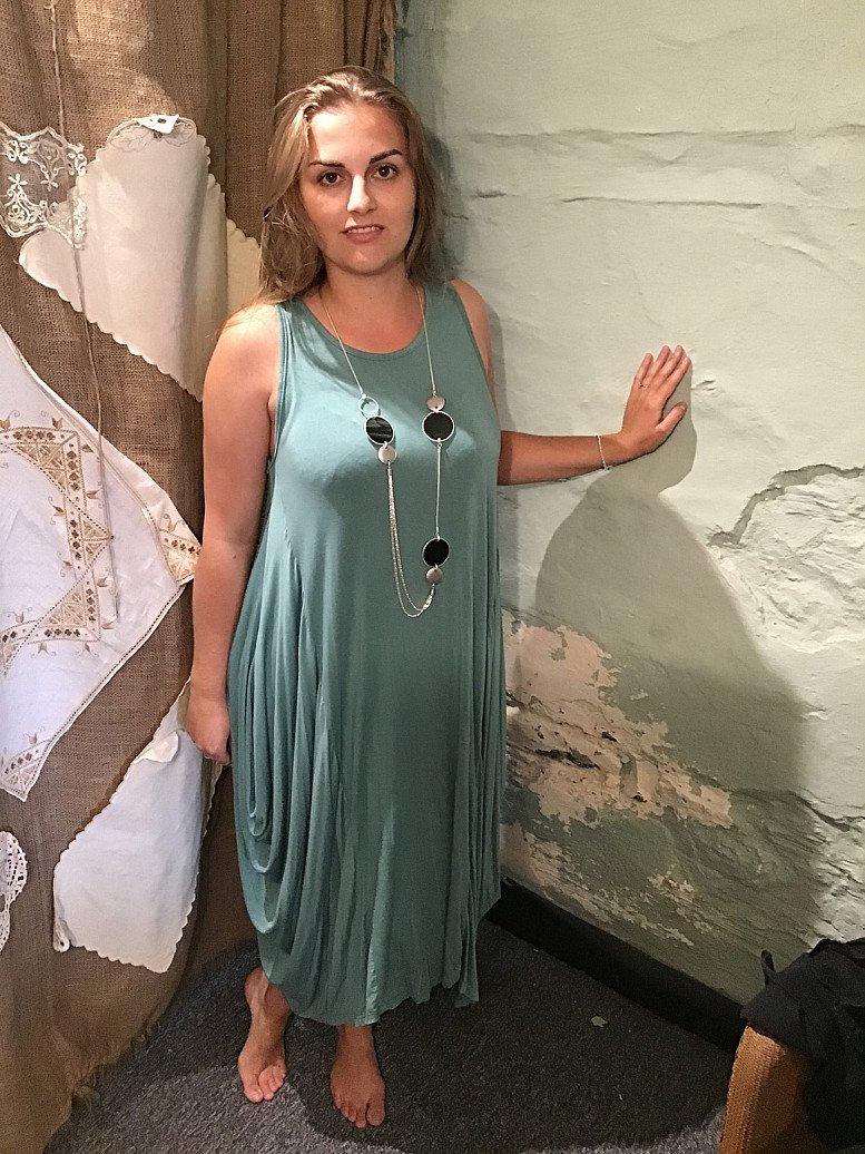 Lagenlook  freesize dress
