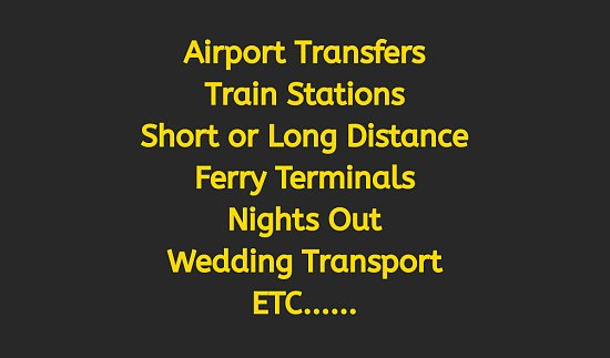 Taxi / Airport Transfers