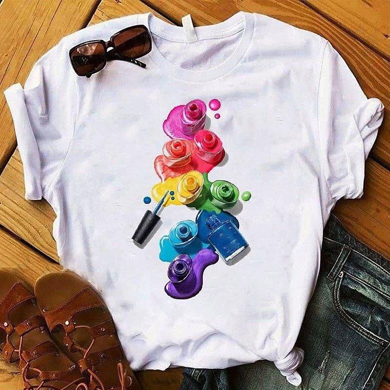 Women  Fashion T Shirt
