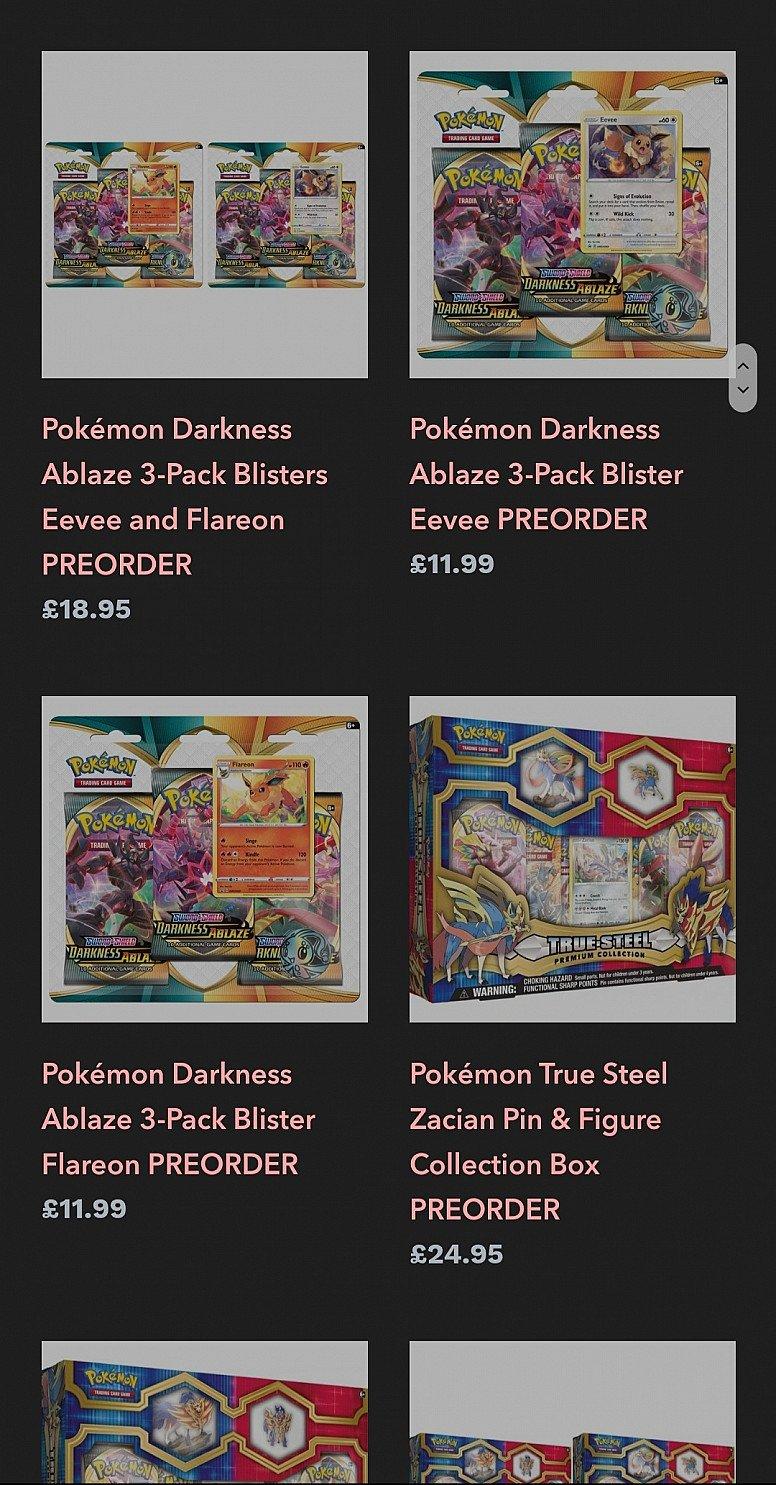 Darkness Ablaze Pre-Orders are Live!