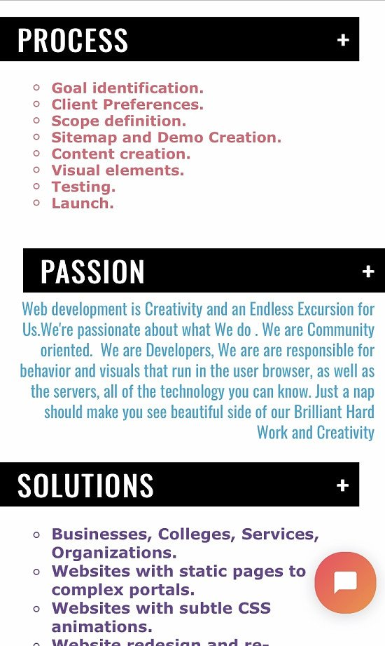 Website for your Online Business