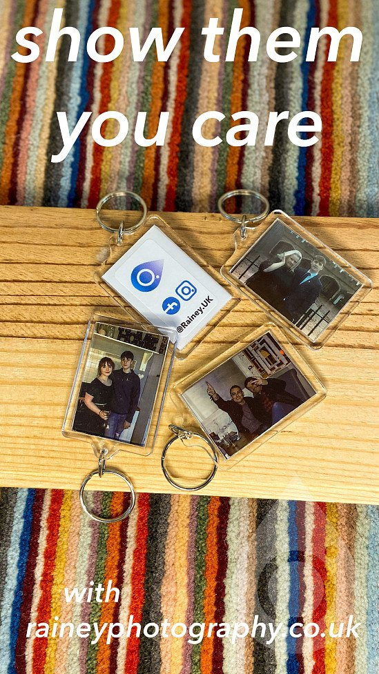Customisable Keyring's Polaroid's and Print Offs