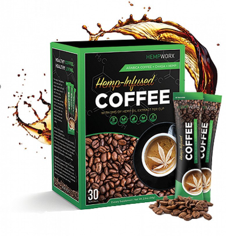**** INFUSED COFFEE - REFRESHING