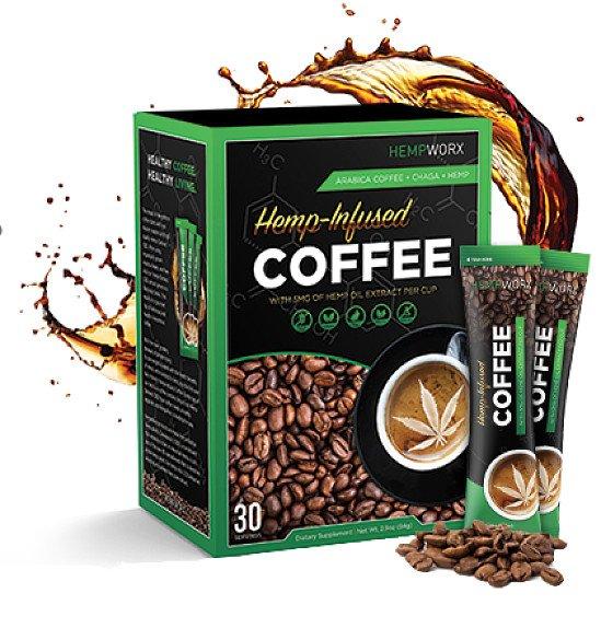 **** INFUSED COFFEE - REFRESHING