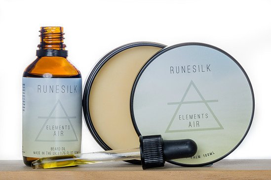 Save £5 when you buy Beard Oil and Balm Combo