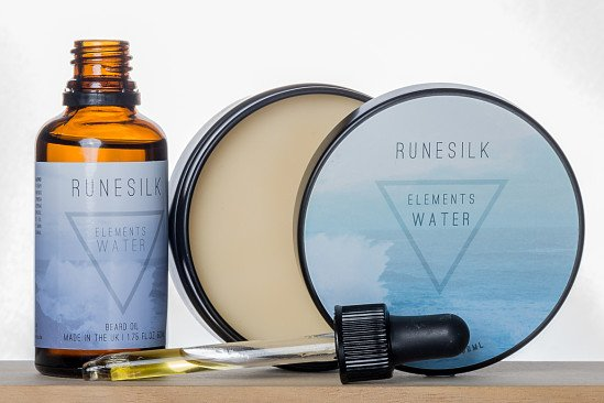 Save £5 when you buy the Beard Oil and Balm combo