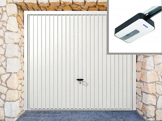 Best Value Automated Garage Door. £840 inc Vat and Installation.
