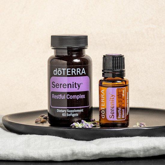Insomnia? Sleep Problems? doTERRA Serenity Sleep Gels - Natural Remedy