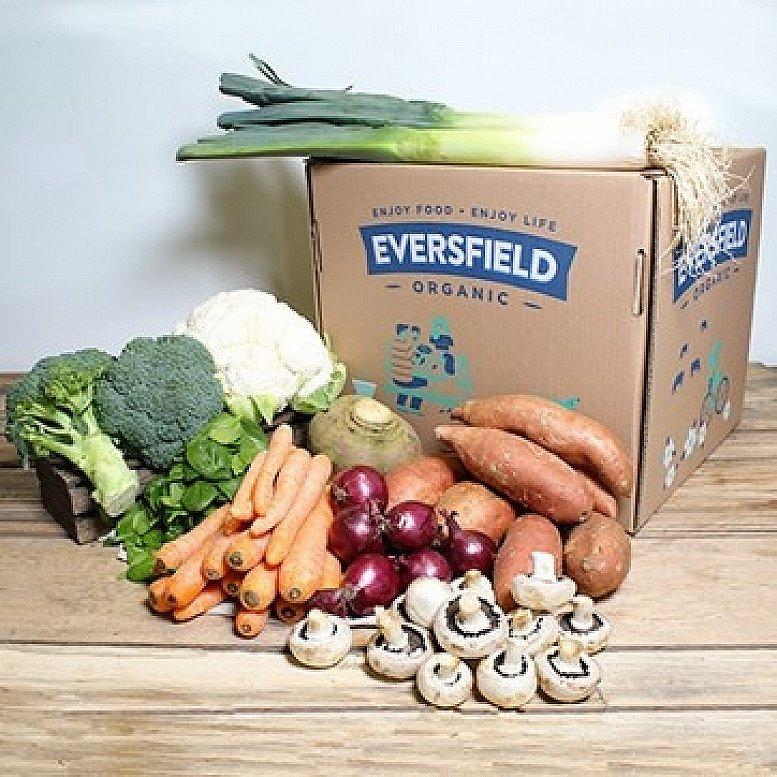 Large Vegetable Box - £19.95!