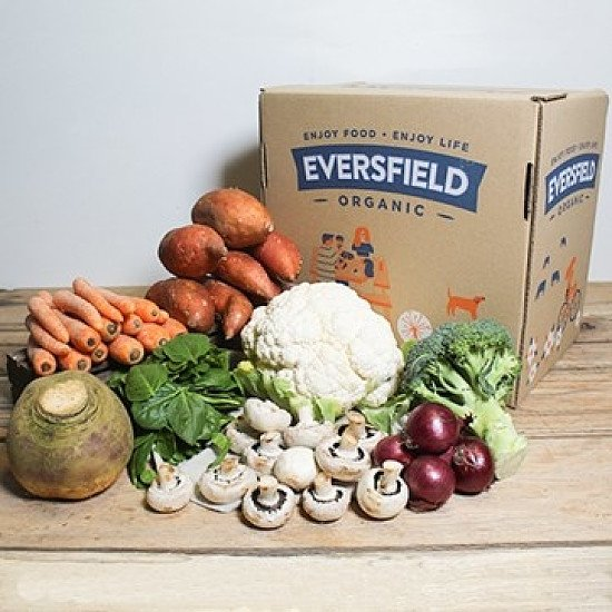 Medium Vegetable Box - £15.25!