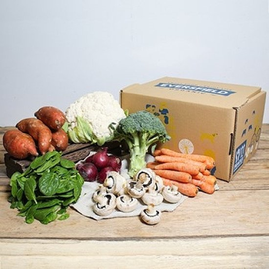 Small Vegetable Box - £11.95!