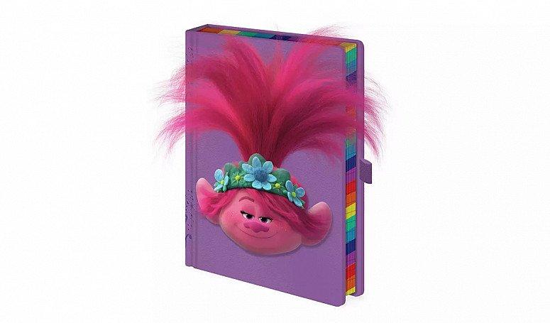 BACK TO SCHOOL: Trolls 2 A5 Notebook - £8.00!