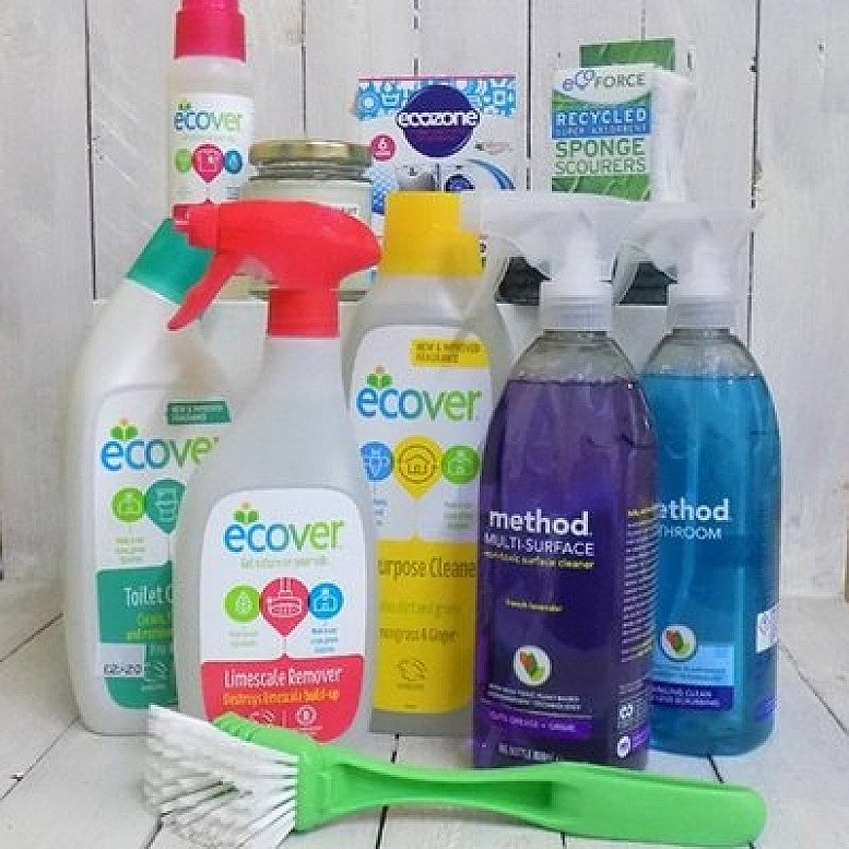 CLEANING PRODUCTS...