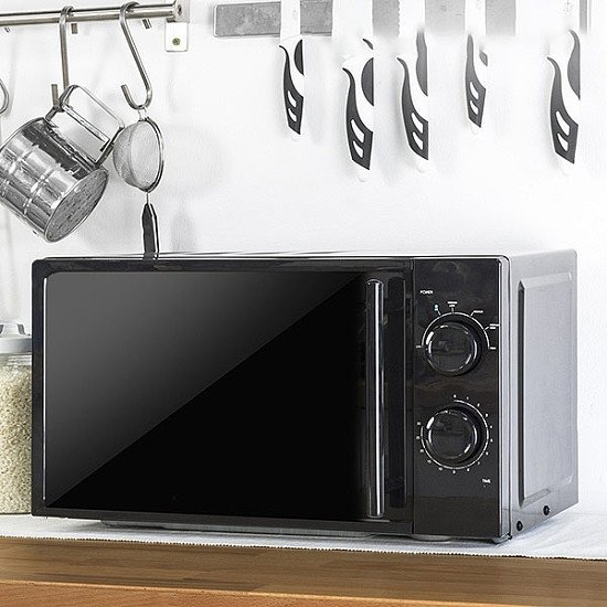 Cecotec All Black Microwave 1367 20 L 700W Black