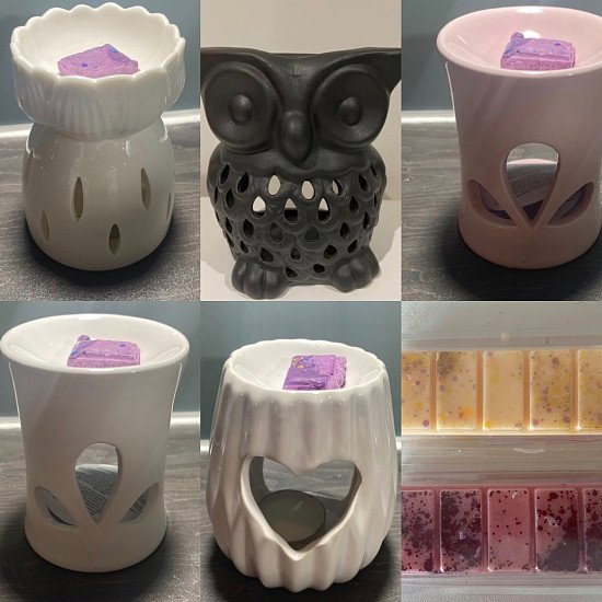 Wax burner bundle
