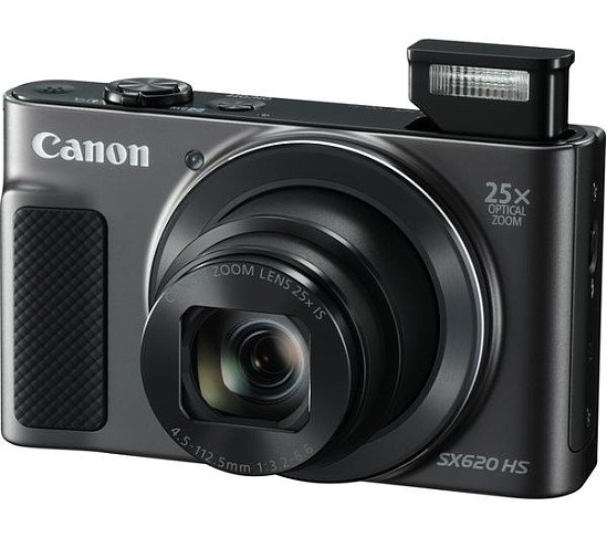 World Photography Day - CANON PowerShot SX620 HS Superzoom Compact Camera: £209.00!