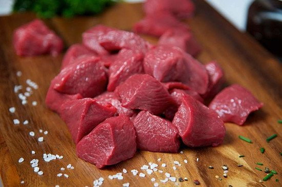 DICED BEEF STEAK from £9.65!